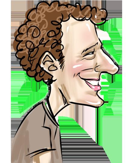 Caricature Luwig v3